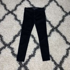 American eagle women's black jeans